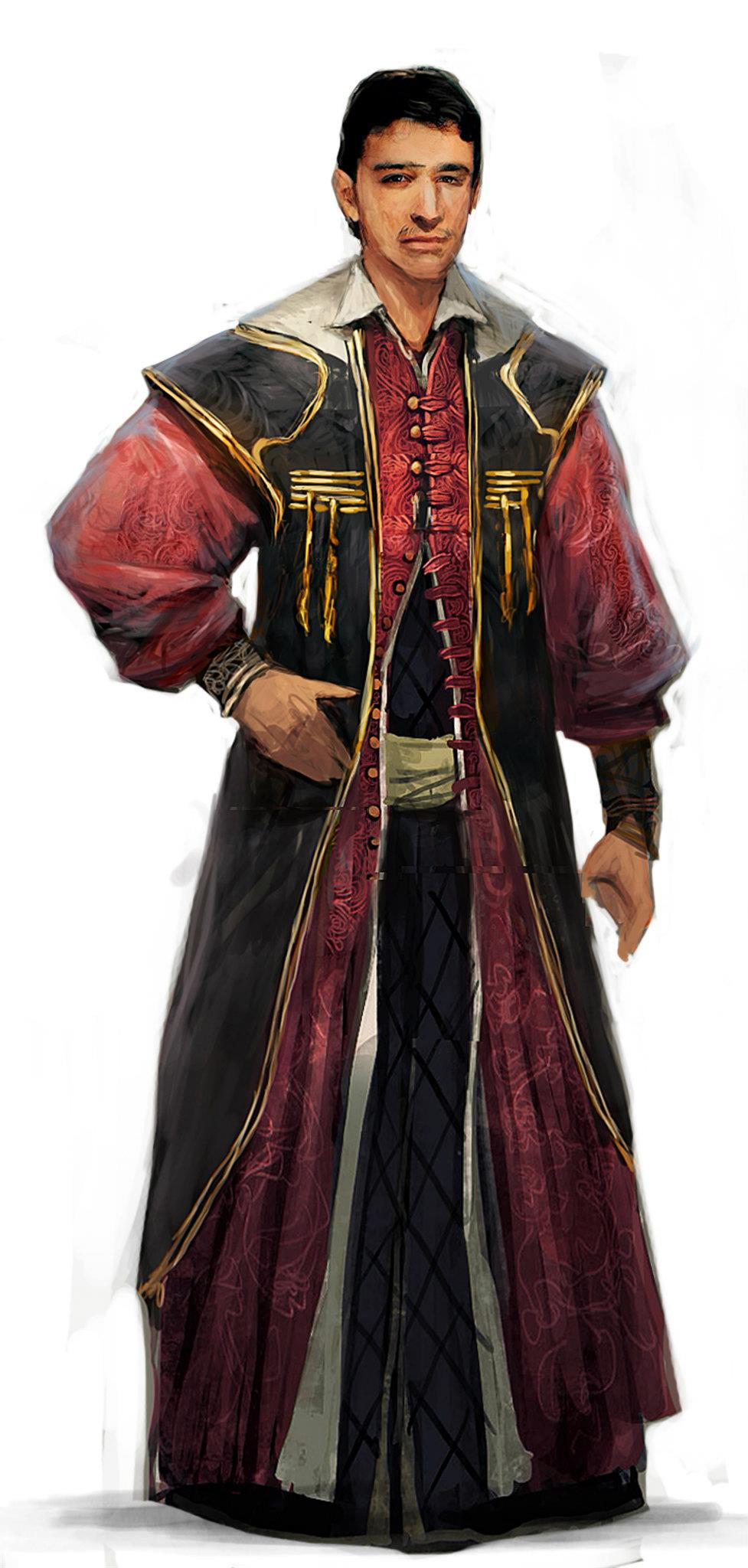 Sultan Fantasy Art
