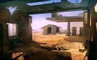 SC Desert Ruins