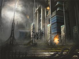 Wtarnold-post-apocalyptic-city-siege-concept