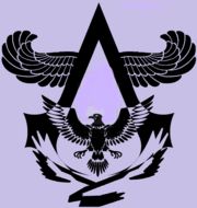 Dark eagle assassin symbol by mehranpersia-d6i3jku