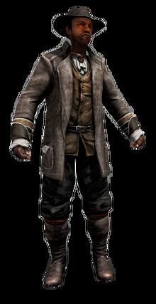 African mercenary 1