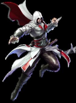Ezio Soul Calibur5 art