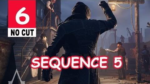 Assasin's Creed Syndicate Sequence 05 PS4 - NO CUT
