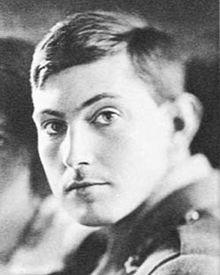 George Mallory 1915