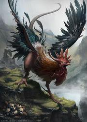 Pollo de Erufugaden
