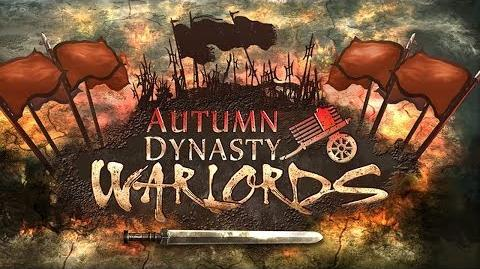 Autumn Dynasty Warlords - Universal - HD Gameplay Trailer