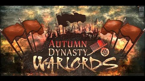 Autumn Dynasty Warlords - Universal - GamePlay -HD