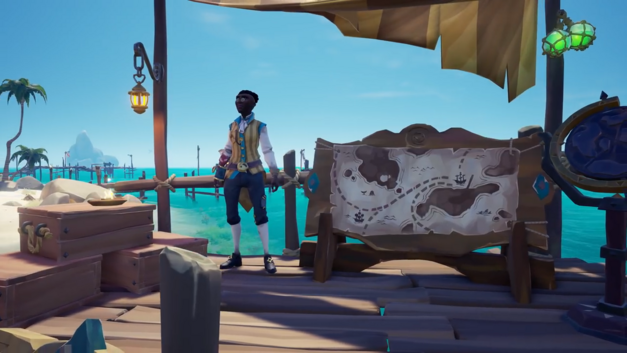 Sea Of Thieves The Merchant Alliance