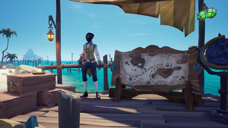 Sea Of Thieves The Merchant Alliance