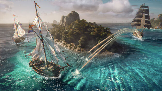 Skull and Bones will ship out with a full narrative campaign mode