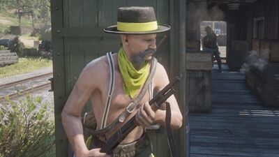 Red Dead Online Gives Players Conflicting Open World Missions