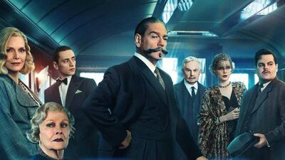 'Murder on the Orient Express' Review: A Pretty Picture, but Is That All?