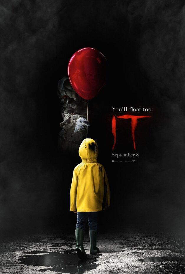 stephen king it poster