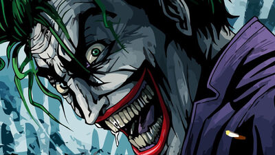 The Oracle of Suicide Squad #1: 'The Killing Joke'
