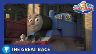 The Great Race Thomas of Sodor The Great Race Railway Show Thomas & Friends-1