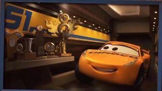 "Cars 3 NEW TRAILER "" Cruz Ramirez With Piston Cup"" HD"