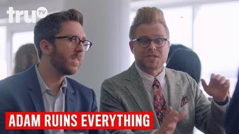 Adam Ruins Everything - How Frequent Flyer Miles Work truTV
