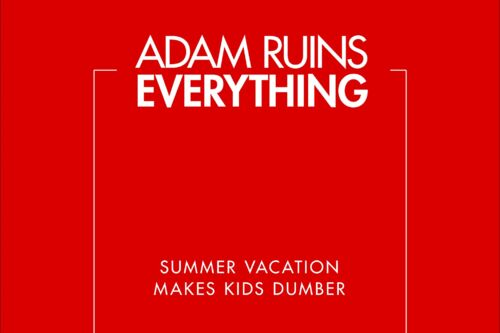 Adam Ruins Everything Wiki