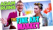 Adam Ruins Everything - How the Fine Art Market is a Scam