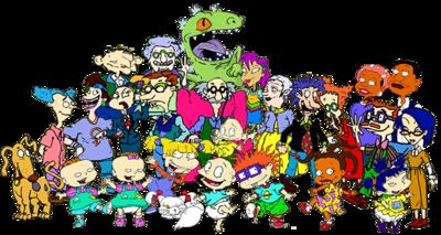 Rugrats cast