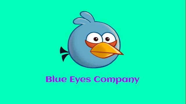 (FAKE) Blue Eyes Company Logo (2014-2016)