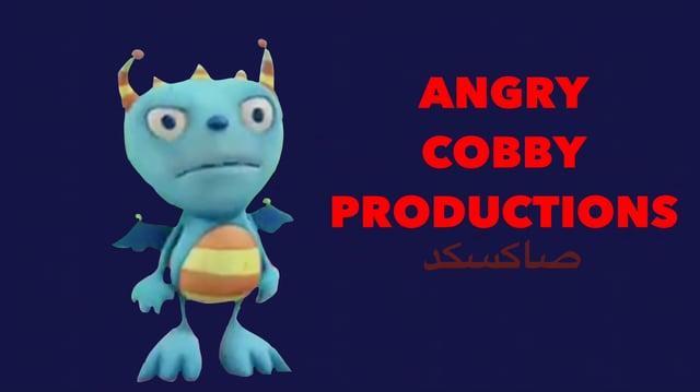 (FAKE) Angry Cobby Productions Logo (May 2014-)