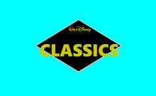 Walt Disney Classics logo 101 Dalmatians