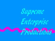 1990 Supreme Enterprise Studios Logo Take 1