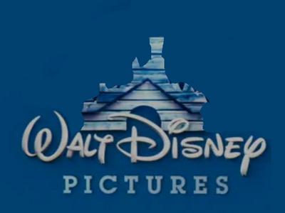 Walt Disney Pictures logo (Star 104532 Variant)