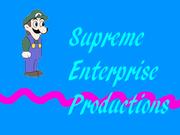 1990 Supreme Enterprise Studios Logo Take 16