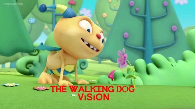 The Walking Dog Vision (India)