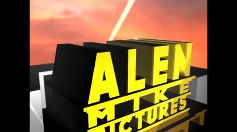 (FAKE) Alen Mike Pictures Logo