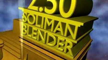 (FAKE) 2.50 Soliman Blender Pictures (March 25, 1998-)