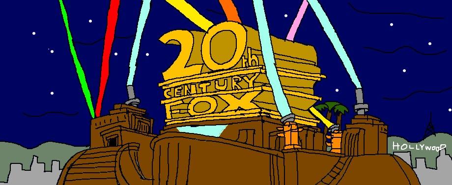 20th Century Fox (Logo Variants)   Adam's Dream Logos 2 0 - Adam's