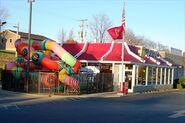 McDonald's in Woodtown, El Kadsre
