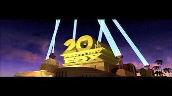 20th Century FOX Logo (The TV's Movie 2) Remastered!