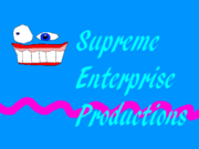 1990 Supreme Enterprise Studios Logo Take 10