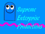 Supreme Enterprise Productions Logo 1990