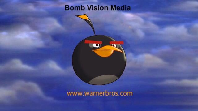 (FAKE) Bomb Vision Media Logo (2014-)