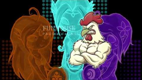 (Strobe Warning)FunHouse Productions Logo (SCARIEST LOGO EVER!!!!)