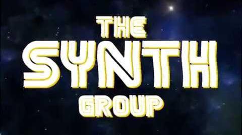 (FAKE) The Synth Group (1983-) (Kirby- Right Back at Ya! Variant)