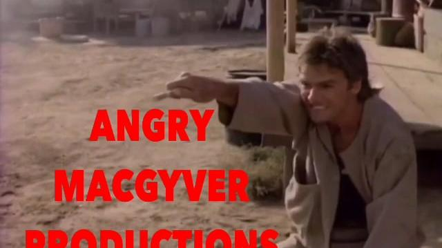 (FAKE) Angry MacGyver Productions (April 1987-)
