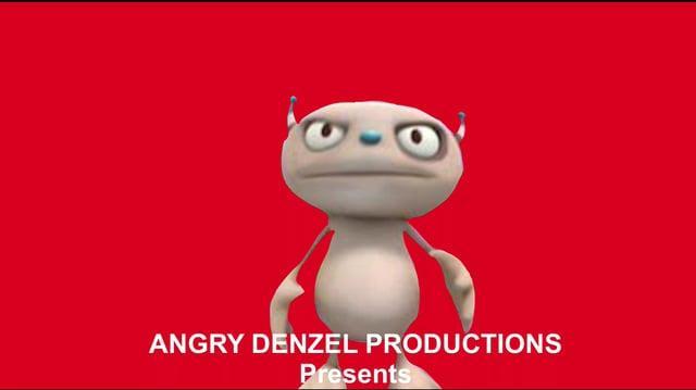(FAKE) Angry Denzel Productions Logo (May 2014-)