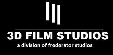 3D Film Studios logo (FAKE!)