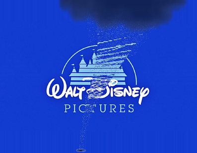 Walt Disney Pictures gets sucked by a tornado!