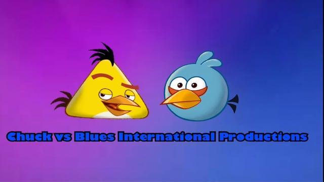 (FAKE) Chuck vs Blues International Productions