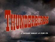 Thunderbirds 1964-1966 Title Card