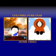 Columbia Purr-Star Home Video Logo