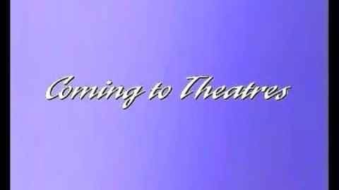 Coming to Theatres (Mock Disney bumper)