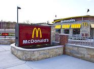 McDonald's in El Kadsre City, El Kadsre -1
